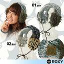 ROXY/ロキシー レディース ヘアバンド風イヤーマフ イヤマフ 耳あて みみあて 防寒