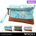 ROXY/ロキシー レディース クラッチバッグ ERJAA03101 ポーチ 小物入れ 女性用 おしゃれ 人気 ブランド