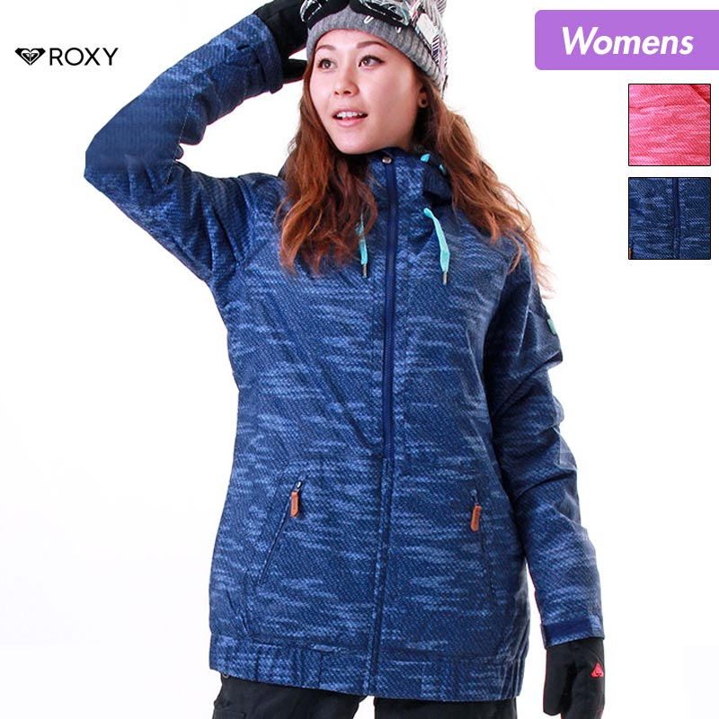 店内全品10%OFF ROXY/ロキシー レディース スノーボードウェア ジャケット ERJTJ03052 スノージャケット スノーウェア スノボウェア スノボーウェア ウエア 上 女性用
