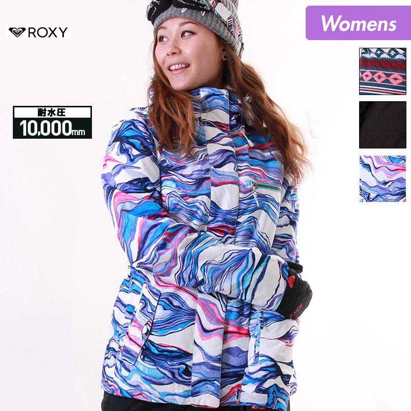 ROXY/ロキシー レディース スノーボードウェア ジャケット ERJTJ03065 スノージャケット スノーウェア スノボウェア スノボーウェア ウエア 上 女性用