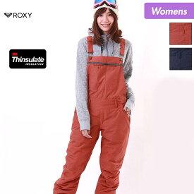 【キャッシュレス5%対象】 ロキシー スノーボードウェア スキーウェア ボードウェア ROXY レディース ビブパンツ ERJTP03042 オーバーオール スノーウェア スノボウェア スノボーウェア ウエア 下 女性用 おしゃれ 人気 かわいい