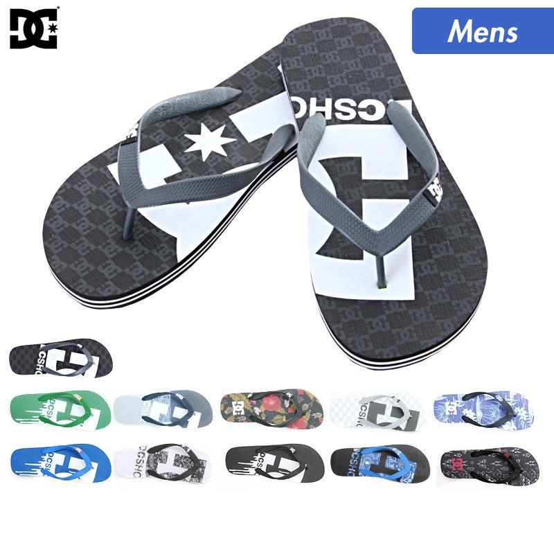 DC SHOE/ディーシー メンズ ビーチサンダル DM161015 ビーサン 男性用 おしゃれ 人気 ブランド