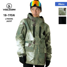 VOLCOM/ボルコム メンズ スノーボードウェア ジャケット G0451909 スノーウェア スノボウェア スノボーウェア ウエア 上 スノージャケット 男性用
