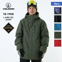 VOLCOM/ボルコム メンズ GORE-TEX スノーボードウェア ジャケット G0651904 スノーウェア スノボウェア スキーウェア …