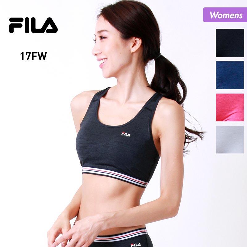 FILA/フィラ レディース トップブラ 347-233 ブラトップ インナーウェア スポーツブラ スポーツウェア フィットネスウェア 女性用