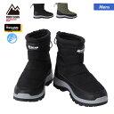 メンズ 防寒ブーツ ウインターブーツ 雪上ブーツ シューズ 防水 軽量 スノーブーツ スノーシューズ 靴 男性用 FDM00174