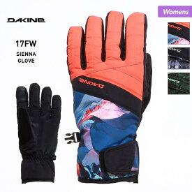 DAKINE/ダカイン レディース 5本指 スノーボード グローブ AH237-768 スノーグローブ 手ぶくろ 手袋 てぶくろ スノボ スキー 女性用