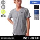 BILLABONG/ビラボン メンズ 水陸両用 ラッシュガード Tシャツ AG011-861 紫外線カット ティーシャツ 水着 UVカット 海…