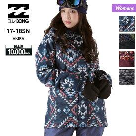 【キャッシュレス5%対象】 BILLABONG ビラボン レディース スノーボードウェア ジャケット AH01L-755 スノージャケット スノーウェア スノボウェア ウエア スキーウェア 上 女性用