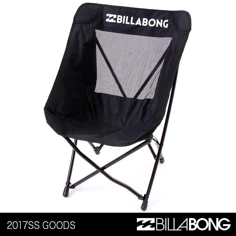 エントリー全品5倍 BILLABONG/ビラボン メンズ&レディース 1人掛け チェア AH011-990 アウトドア 椅子 いす イス 折りたたみ ひとり用 チェアー 男性用 女性用 おしゃれ 人気