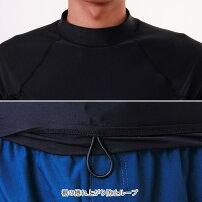 BILLABONG/ビラボンメンズ半袖ラッシュガードAH011-850Tシャツタイプティーシャツ水着みずぎUVカットUPF50+紫外線対策おしゃれ男性用海水浴プール