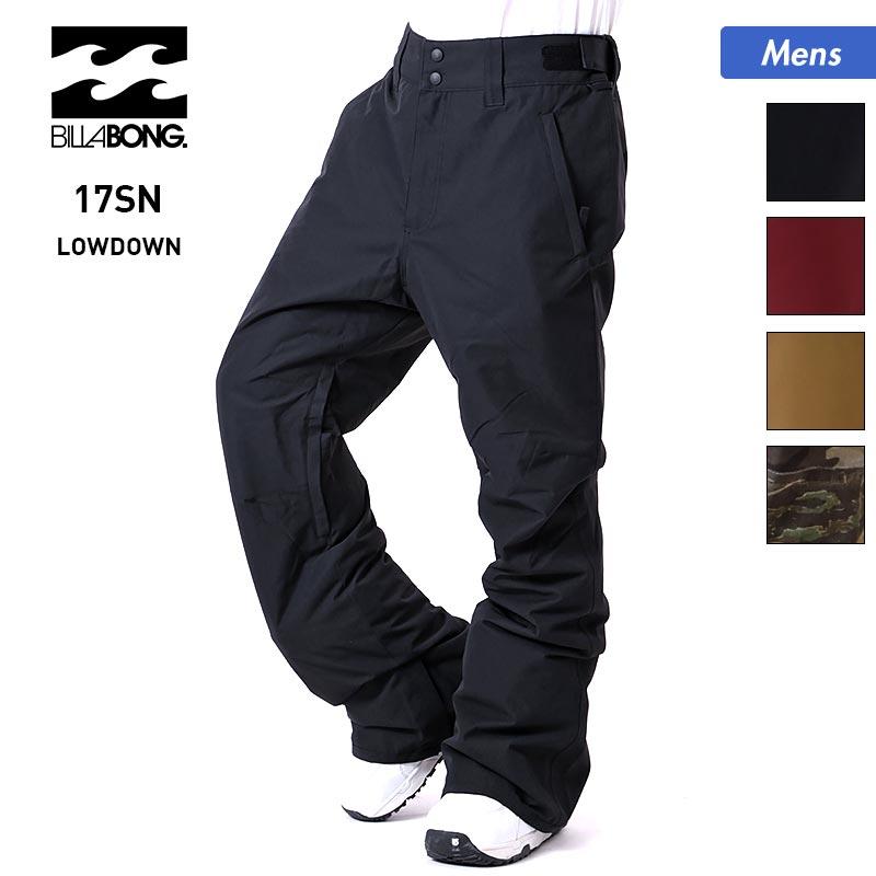 店内全品10%OFF BILLABONG/ビラボン メンズ スノーボードウェア パンツ AH01M-705 スノーウェア スノボウェア スノボーウェア ウエア 下 スノーパンツ 男性用