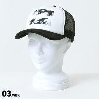 BILLABONG/ビラボンメンズメッシュキャップ帽子AH012-945ぼうし紫外線対策UV対策スナップバックサイズ調節可男性用