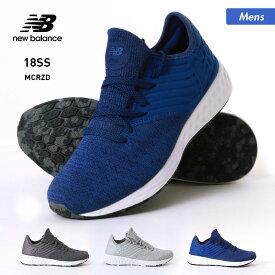 全品5%OFF券配布中 NEW BALANCE/ニューバランス メンズ ランニング スニーカー MCRZD シューズ 靴 くつ カジュアル ウォーキング マラソン ジョギング 男性用 おしゃれ 人気