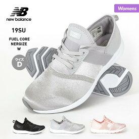 さらに全品5%OFF 楽天カードでP9倍 NEW BALANCE/ニューバランス レディース フィットネス シューズ WXNRG スニーカー 靴 くつ カジュアル 女性用