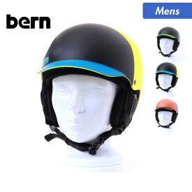 【キャッシュレス5%還元】 bern/バーン メンズ アクションスポーツ用 ヘルメット BAKER スノーボード用 スキー用 つば付き プロテクター 男性用