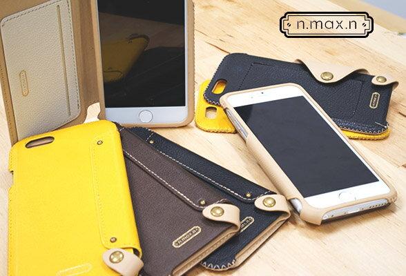 新着!【代引き不可】【数量限定】【送料無料】iPhone 6用 レザーケース Flip Case Leather n.max.n スマホケース