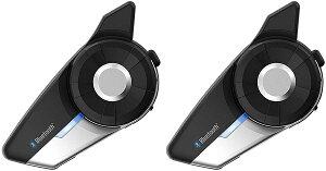新着!!【送料無料】【メーカー取寄品】SENA (セナ) 20S-EVO-01D デュアルパック バイク用インカム Bluetooth インターコム 20S-EVO-01D 0411189 国内正規品 インカム 通信機器