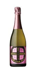 五代「薩摩スパークリング梅酒」720ml.al.8度