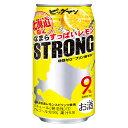 【北海道限定】合同 「ビックマン・なまらすっぱいレモン ストロング」9度、350ml缶×24本1箱