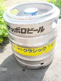 サッポロ クラシック 樽生10L/サッポロ生・ビール[10L樽]【業務用】【北海道限定】