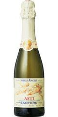 天使のアスティー・スプマンテ・ハーフボトル【白】(甘口)375ML【スパークリングわいん】