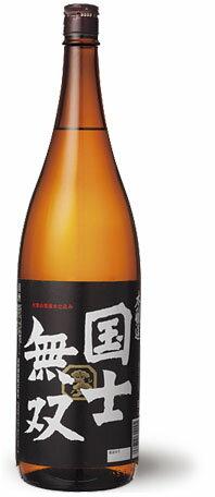 高砂・国士無双・本醸造 1.8L【北海道産】