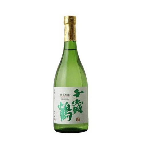 千歳鶴 「純米吟醸」 1.8L