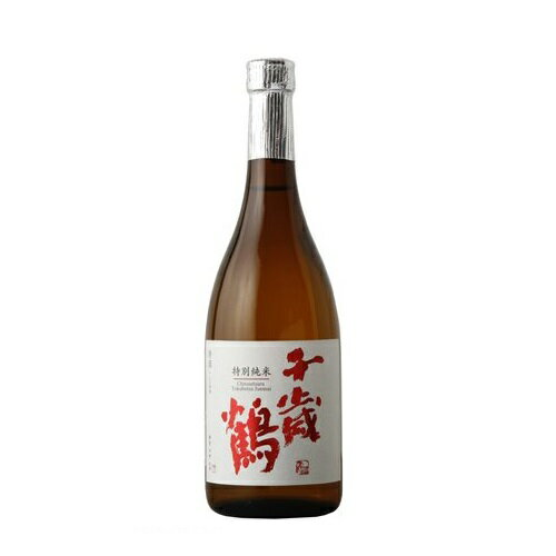 千歳鶴  「特別純米」 1.8L