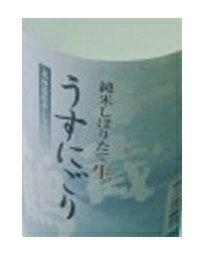 28年千歳鶴 純米しぼりたて生 うすにごり 1.8L【要冷蔵】