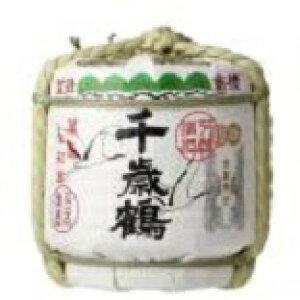 2019年千歳鶴 「こも樽」 1.8L [北海道 お酒]