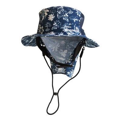 タバルアTAVARUAレディースサンシェードサーフハットワイドタイプつば広[TL1201]日焼け防止紫外線カット海、プールで使える帽子女性用サーフハットビーチハット日焼け防止紫外線カット