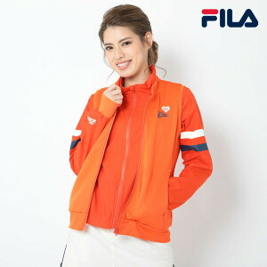 FILA GOLF フィラゴルフ ブルゾンパーカー ベスト セットアイテム レディース