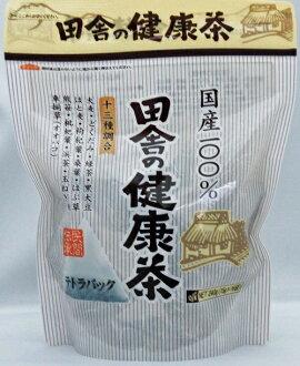 农村健康茶原料国内生产 100%茶袋 15 g × 16 袋