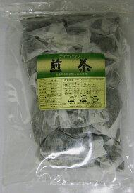 日本茶 ティーバッグ にほんちゃ 粉茶テトラティーパツク(やかん用) 煎茶 30個入り