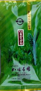 宇治玉露 かりがね 100g 詰 宇治茶 京都産 国産 緑茶