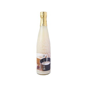 【リニューアル】米こうじ甘酒(粒)(500ml)甘酒 あま酒 発酵食品 すっきり 美容
