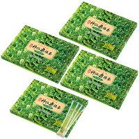 【送料無料】神仙桑抹茶ゴールド60_4箱セット食物繊維が豊富な桑の葉と緑茶、シモンをそのまま粉末にしました。ビタミンやミネラルたっぷりだからお通じや野菜不足が気になる方の強い味方!お茶がわりに飲める抹茶味の青汁。毎日の美容と健康に!