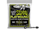 ERNiE BALL REGULAR SLINKY FLATWOUND BASS [#2812]