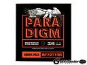 【アウトレット】ERNiE BALL Skinny Top Heavy Bottom Slinky Paradigm Electric Guitar Strings - 10-52 Gauge 3 Pack [#3365]
