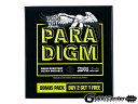 【アウトレット】ERNiE BALL Regular Slinky Paradigm Electric Guitar Strings - 10-46 Gauge 3 Pack [#3371]【WEBSHOP在庫品】