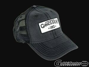 Gretsch1883LogoPatchTruckerHat,LimitedEdition