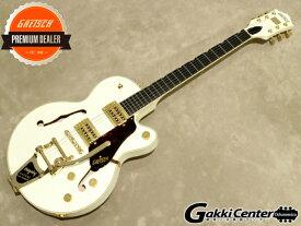 Gretsch G6659TG Players Edition Broadkaster Jr. Center Block Single-Cut Vintage White【シリアルNo:JT18114741/3.5kg】【店頭在庫品】