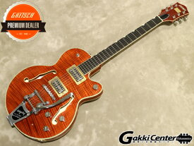 Gretsch G6659TFM Players Edition Broadkaster Jr. Center Block Single-Cut Bourbon Stain【シリアルNo:JT19020934/3.3kg】【店頭在庫品】