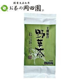 OSK 小谷穀粉 十種配合野草茶 300g