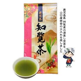 高級ブランド茶で有名な鹿児島産 知覧茶 100g1000円ポッキリ 窒素ガス封入包装煎茶 日本茶 お茶 国産 深蒸し茶メール便送料無料