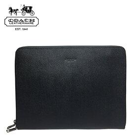 コーチ メンズ クラッチバッグ COACH MENS 本革 レザー iPad タブレットケース