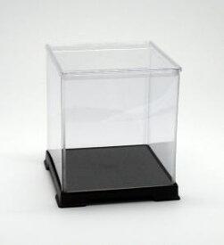 フィギュアケース ディスプレイケース コレクションケース 人形ケース 折りたたみ式ケース 横幅40×奥行40×高さ45(cm) 透明プラ