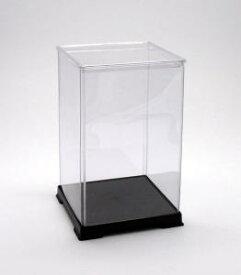 フィギュアケース ディスプレイケース コレクションケース 人形ケース 折りたたみ式ケース 横幅12×奥行12×高さ20(cm) 透明プラ