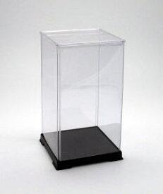 フィギュアケース ディスプレイケース コレクションケース 人形ケース 折りたたみ式ケース 横幅40×奥行40×高さ80(cm) 透明プラ